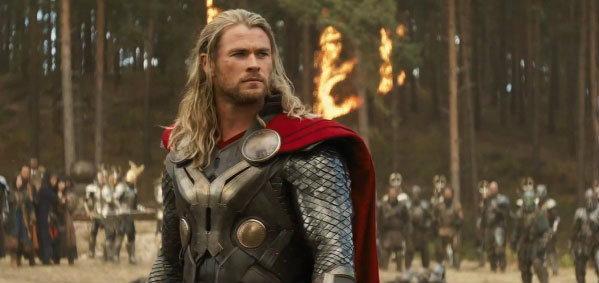 เผชิญหน้าความมืด! ตัวอย่างใหม่ Thor: The Dark World