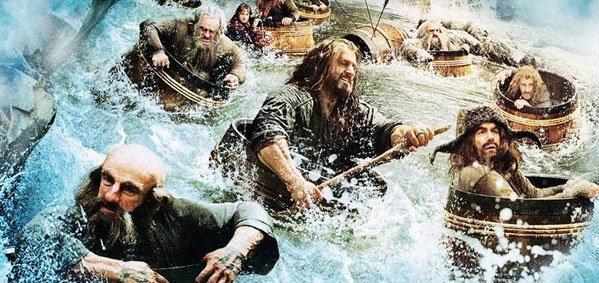 โปสเตอร์อาร์ตใหม่จาก The Hobbit: The Desolation of Smaug