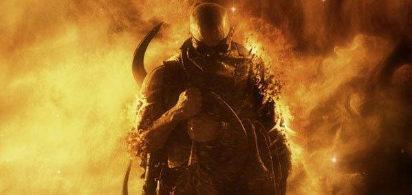 วิจารณ์ Riddick