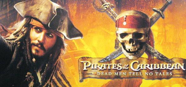 Pirates of the Caribbean 5 ได้ชื่อภาคอย่างเป็นทางการ!