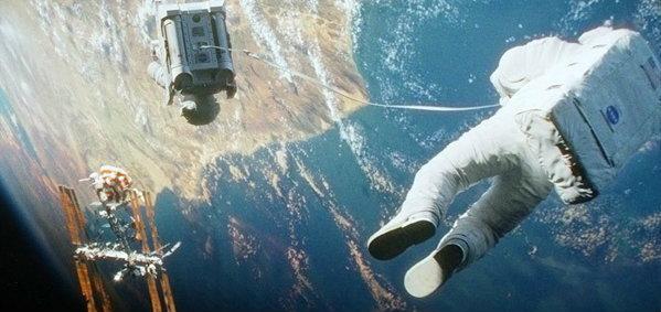 ภาพชุดใหม่สุดงดงามของหนังเขย่าขวัญอวกาศ Gravity
