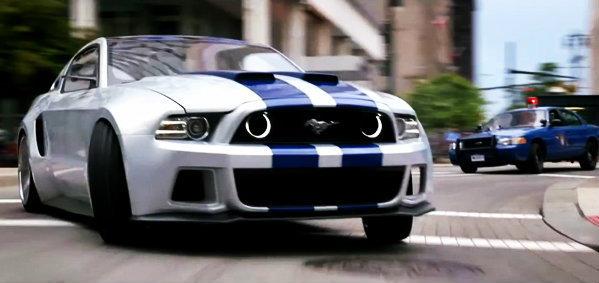 ตัวอย่างแรก Need for Speed หนังที่สร้างจากเกมรถแข่งอันโด่งดัง!