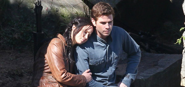 ภาพแรก เจนนิเฟอร์ ลอว์เรนซ์ ใน The Hunger Games: Mockingjay