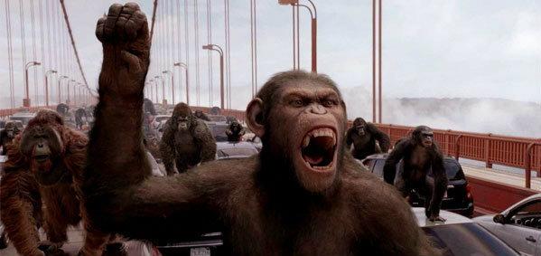 กำเนิดพิภพวานร (Rise of the Planet of the Apes) ใน Big Cinema