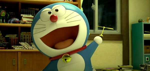 Stand By Me Doraemon เมื่อโดราเอม่อนมาในแบบ 3D