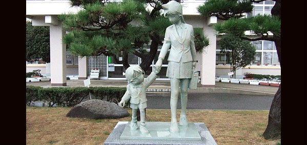 สืบคดีจนดัง! Conan ได้เป็นชื่อสถานีรถไฟในญี่ปุ่น