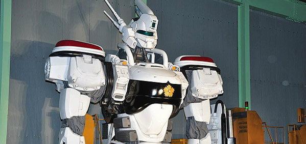 ภาพยนตร์หุ่นยนต์มือปราบ Patlabor พร้อมฉายเมษายนนี้