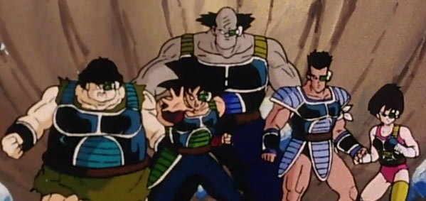 Dragon Ball ตอนพิเศษ เนื้อเรื่องแม่ของโกคู