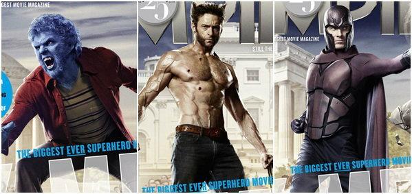 ต้องเก็บ! เอ็มไพร์ คลอด X-Men Days of Future Past 25 ปกสุดอลังการ