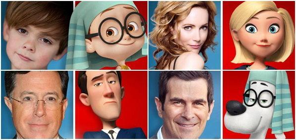 เผยคาแร็คเตอร์ Mr. Peabody & Sherman พร้อมทีมนักแสดงให้เสียงพากย์