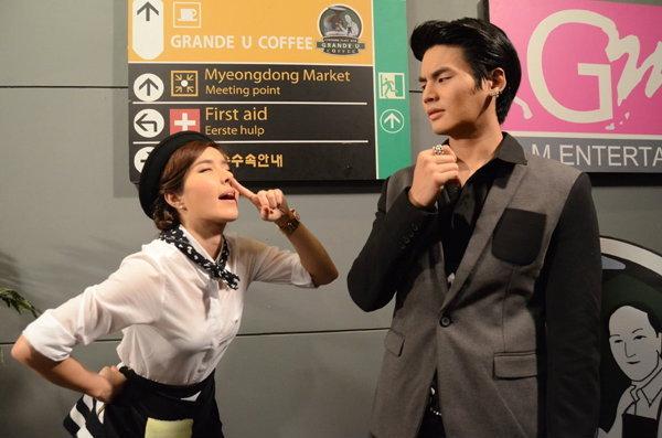 ฮั่น งงตึบ!! จียอน เปลี่ยนไปทำตัวสกปรกซกมก