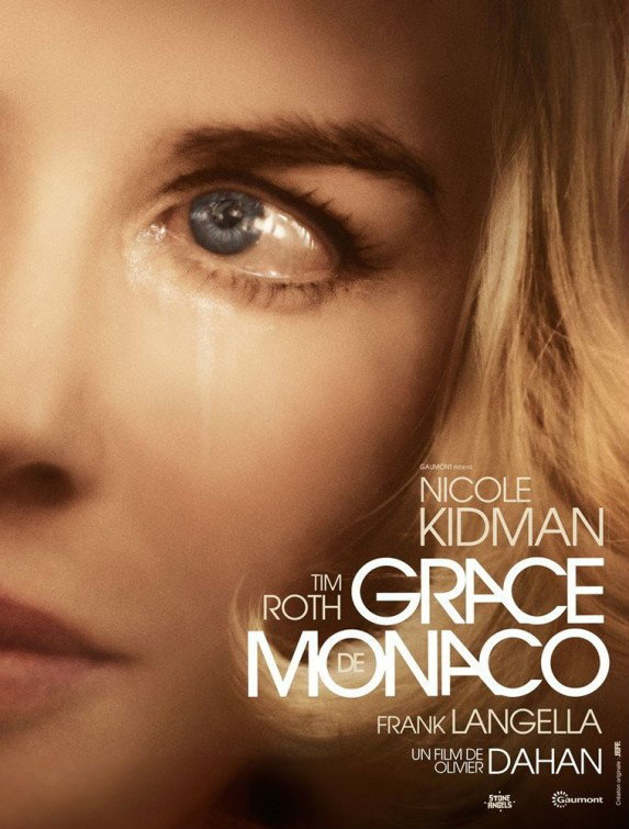 น้ำตาแห่งเจ้าหญิงโมนาโค น้ำตาของ นิโคล คิดแมน GRACE OF MONACO
