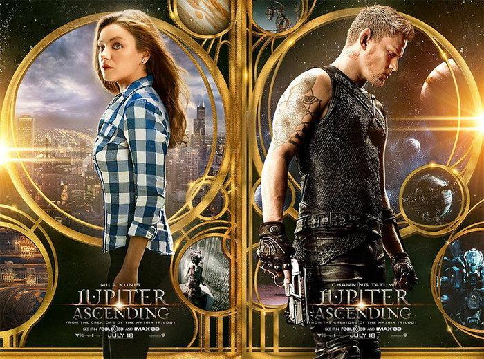 เผยโฉม ! Jupiter Ascending  มาชมตัวอย่างหนังล่าสุดจากผู้สร้างไตรภาค Matrix
