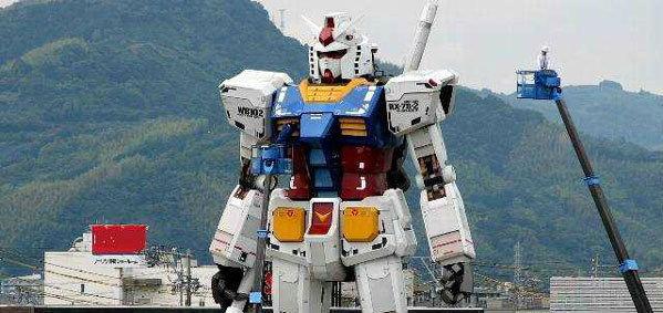 ลือ! ฮอลลีวู้ดกำลังสร้างภาพยนตร์ Gundam