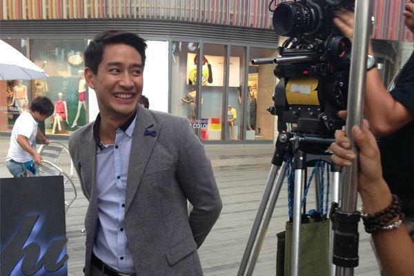 อัพเดทการโกอินเตอร์ ร่วมงานละครที่ประเทศจีนของ ป้อง ณวัฒน์
