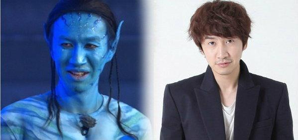เหมือนจนฮาค้าง! อีกวางซู แปลงโฉมเป็น อวตาร ตัวฟ้าใน Running Man