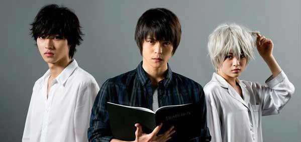Death Note ภาคซีรี่ย์เปิดตัวนักแสดงชุดแรก มาดูกัน