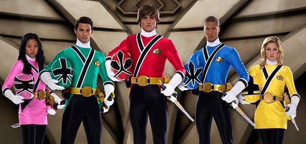 Power Rangers รีบูตเลื่อนฉาย!!