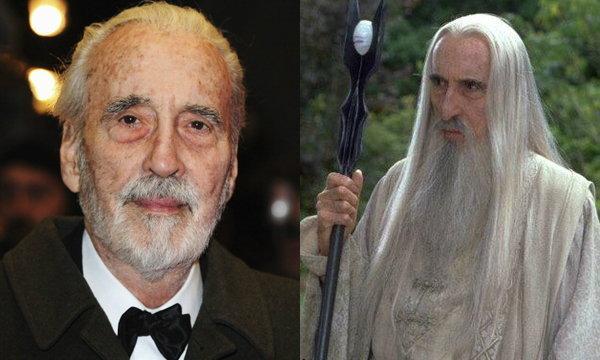 """นักแสดงระดับตำนาน """"คริสโตเฟอร์ ลี"""" จาก The Lord of The Rings เสียชีวิตแล้ว"""