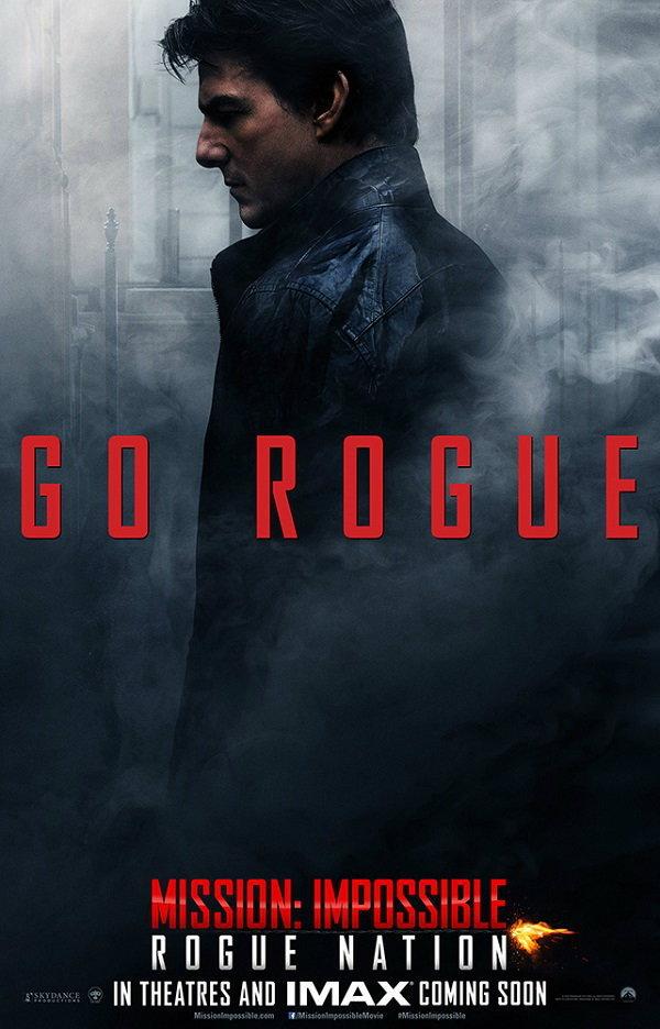 Mission: Impossible - Rogue Nation มิชชั่น อิมพอสซิเบิ้ล ปฏิบัติการรัฐอำพราง