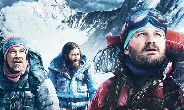 แรงบันดาลใจจากเรื่องจริง สู่ภาพยนตร์ผจญภัยสุดระทึก Everest เอเวอเรสต์ ไต่ฟ้าท้านรก