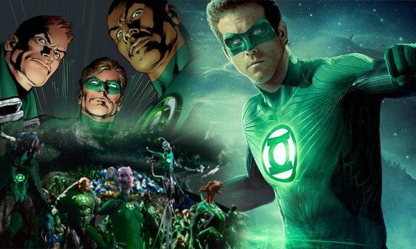 กรีนแลนเทิร์นเตรียมรีบูตพร้อมชื่อใหม่ 'Green Lantern Corps'