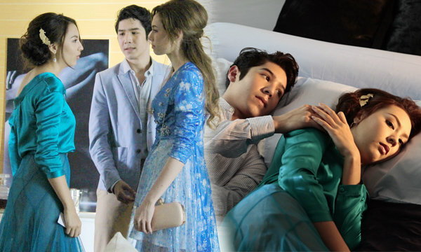 """รัก 3 เศร้า """"ซาบีน่า-คารีสา-แพทริค"""" ปะทะเดือด Gossip Girl Thailand"""