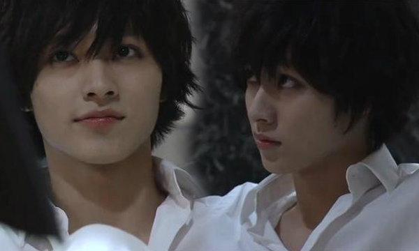 """หล่อมาแรง! """"ยามาซากิ เคนโตะ"""" ตัวละคร """"L"""" ในซีรีส์ Death Note 2015"""