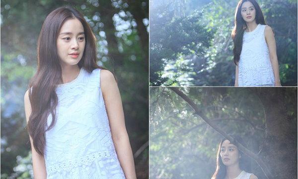 """เผยภาพนิ่ง """"คิมแทฮี"""" ยังมีชีวิต! ฉากในป่า ซีรีส์ """"Yong Pal"""""""