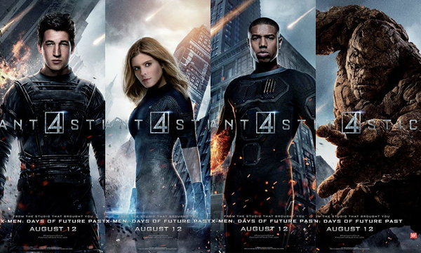 ใครเป็นใครใน Fantastic Four 2015