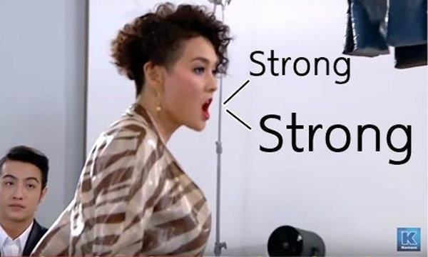 """เมนเทอร์ลูกเกดขอ """"Strong!"""" กระแสแรงแซงโค้งใน The Face Thailand"""