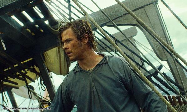 """วิจารณ์หนัง IN THE HEART OF THE SEA - ทุกชีวิต """"สู้"""" เพื่อความอยู่รอด"""
