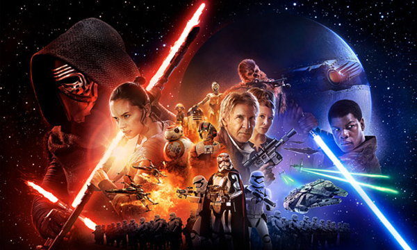 กระแสโซเชียล หลังชม Star Wars: The Force Awakens