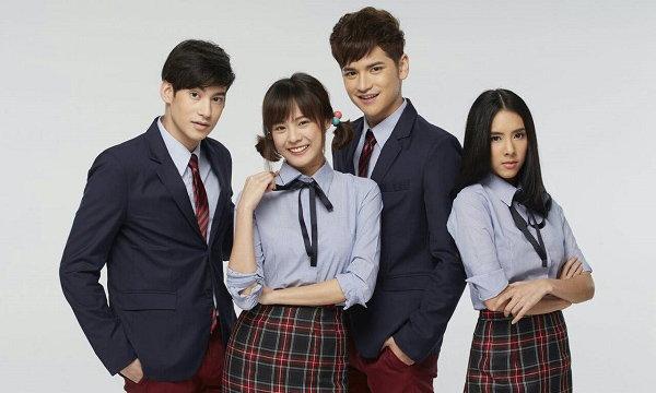 เผยโฉม 4 นักแสดงนำซีรีส์ Princess Hours เวอร์ชั่นไทย!