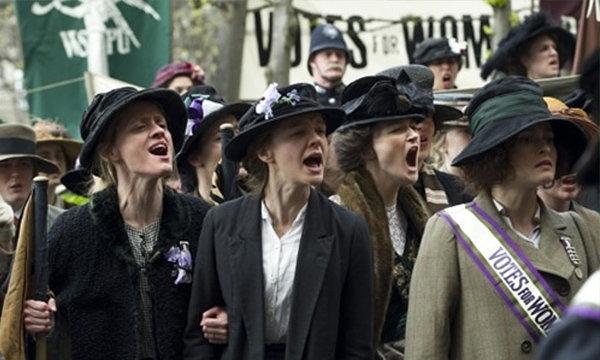 เมอรีล สตรีพ นำทีมดาราสาวประท้วงใน Suffragette