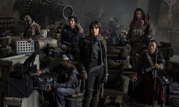 ดอนนี่ เยน กับการรับบทในหนัง Rogue One: A Star War Story