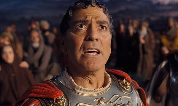 """ฮอลลีวูดฮาเฮ! เมื่อ """"จอร์จ คลูนีย์"""" โดนลักพาตัวในหนังตลก Hail, Caesar!"""