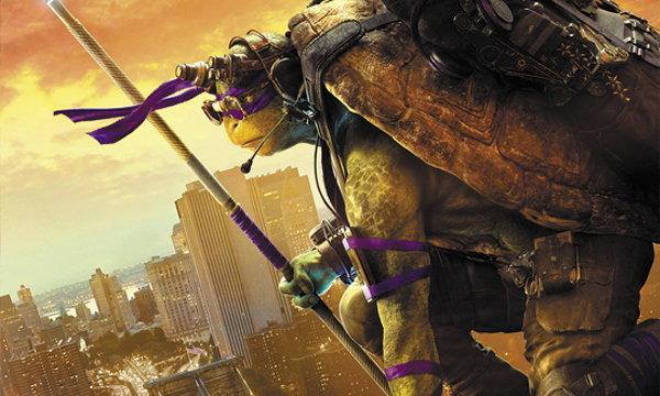 4 โปสเตอร์คาแรกเตอร์จาก Teenage Mutant Ninja Turtles: Out Of The Shadows