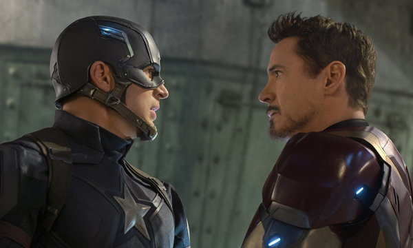 """กระแสโซเชียล หลังชม """"Captain America: Civil War"""""""