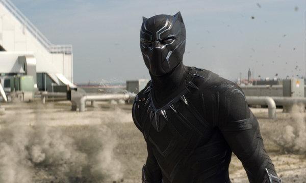 """""""แบล็ค แพนเธอร์"""" ผู้นำซูเปอร์ฮีโร่ตัวใหม่ """"Captain America: Civil War"""""""