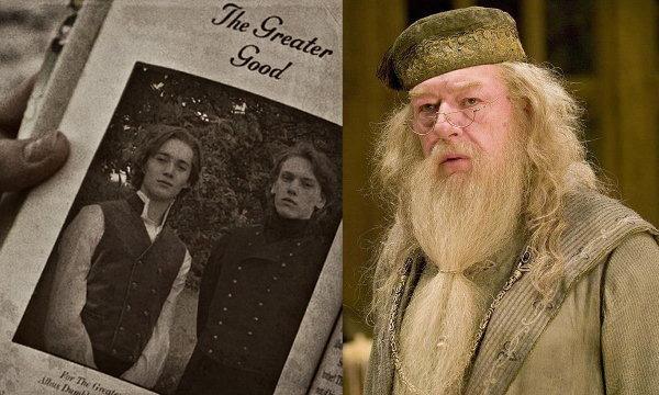 ศาสตราจารย์ดัมเบิ้ลดอร์ จะมีคาแรกเตอร์เป็นเกย์ ใน Fantastic Beasts ภาคต่อ
