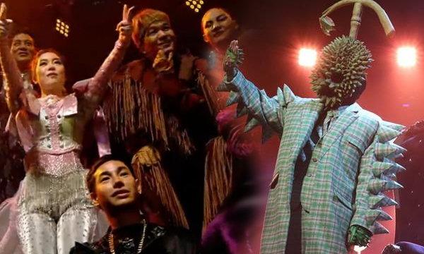 สมการรอคอย! เปิดหน้ากากทุเรียน The Mask Singer ที่ทุกคนทายถูก!