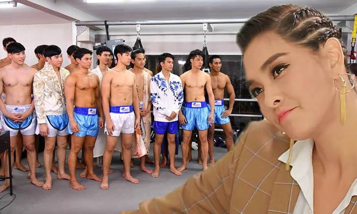 "The Face Men Thailand วีคแรก ""ลูกเกด เมทินี"" ประกาศศักดา #แม่ก็คือแม่"