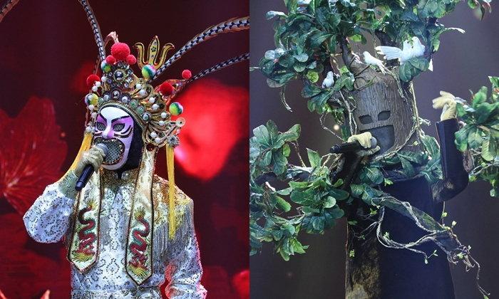 ฮาระดับพระกาฬ 4 หน้ากากสุดท้าย กรุ๊ป D ใน The Mask Singer 4