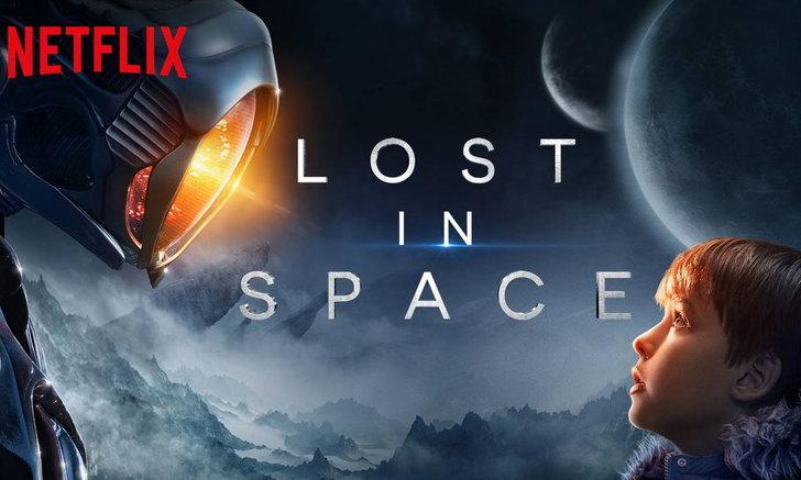 LOST IN SPACE ซีรีส์เรื่องใหม่ที่จะทำให้คุณต้องอดหลับ อดนอน!