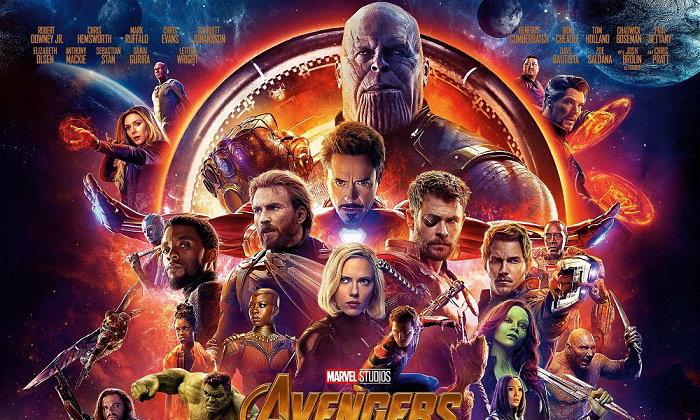 เผยรายได้ Avengers: Infinity War ทะลุ 200 ล้านบาท ในระยะเวลา 5 วัน