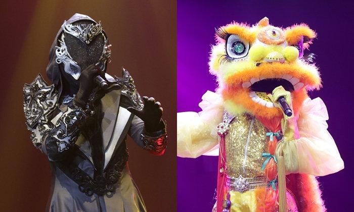 ลุ้นระทึกสายโหด! ถอด หน้ากากสิงโตเชิด-หน้ากากพ่อมด The Mask Singer 4