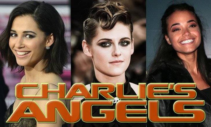 พร้อมไหมสาวๆ! นางฟ้าชาร์ลีรุ่นใหม่กำลังจะกลับมา Charlie's Angels