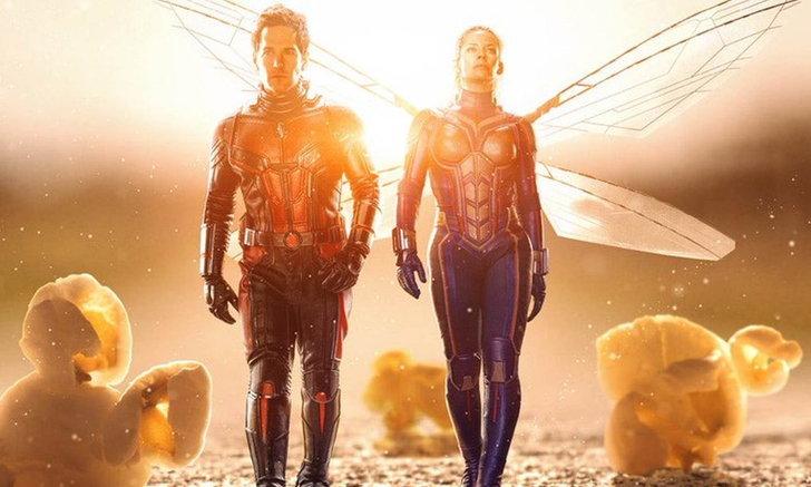 รีวิว Ant-Man and the Wasp สายใยแห่งครอบครัว