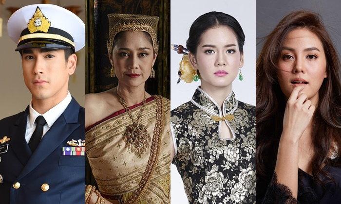 สินจัย-ณเดชน์-เจนี่-โบว์ แท็กทีมเข้าชิง Asian Television Awards 2018
